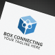 Box Connecting Logo - GraphicRiver Item for Sale