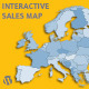 Interactive World Sales Map
