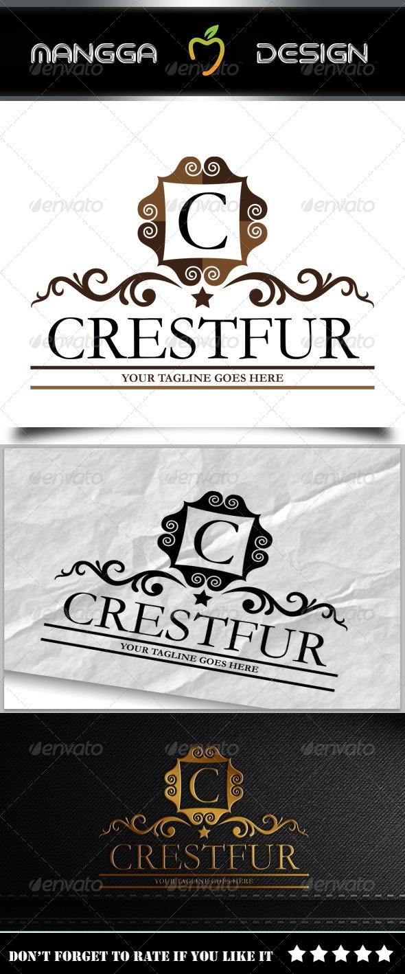 GraphicRiver Crestfur Logo 8173995