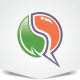 Eco Talk Logo - GraphicRiver Item for Sale