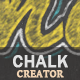 Chalk and Chalkboard Photoshop Creator - GraphicRiver Item for Sale
