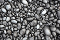 Black shiny pebbles - PhotoDune Item for Sale
