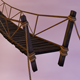 Rope Bridge - 3DOcean Item for Sale