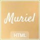 Muriel - Responsive Coming Soon Template - ThemeForest Item for Sale