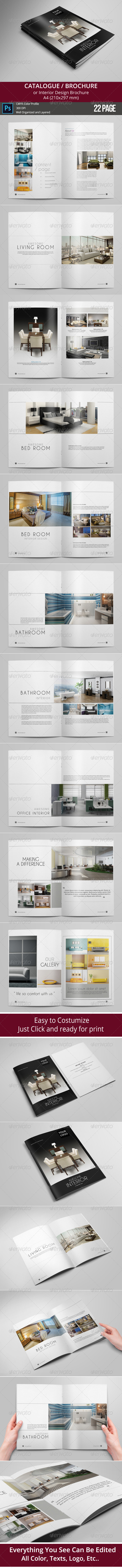 GraphicRiver Catalogue Brochure 8178266