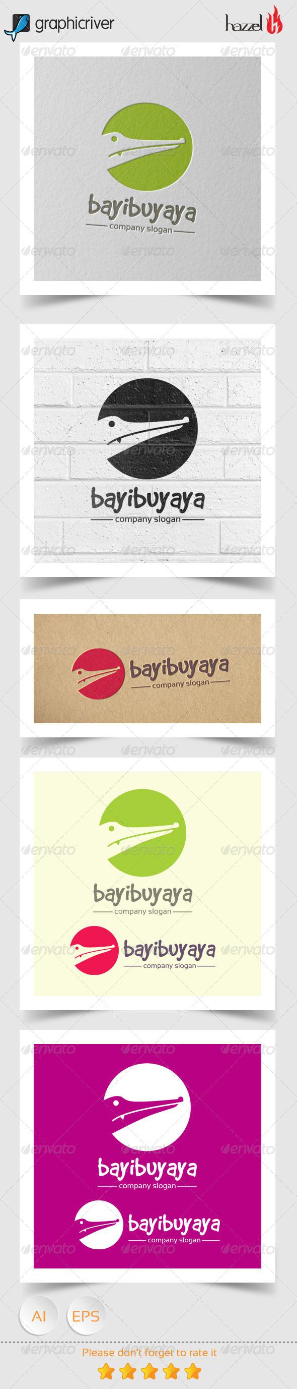 GraphicRiver Bayibuyaya Logo 8178751