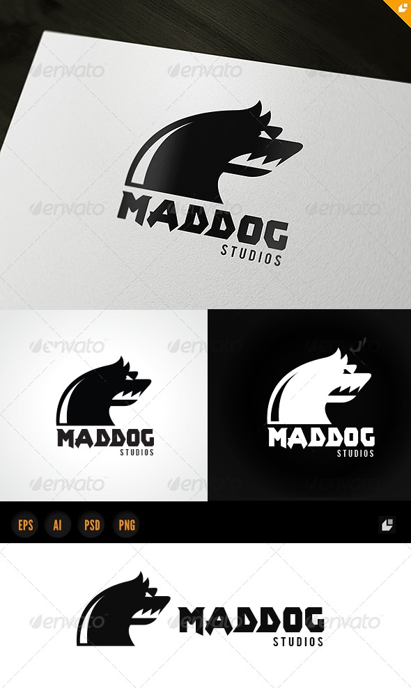 GraphicRiver Mad Dog Studio 8178753
