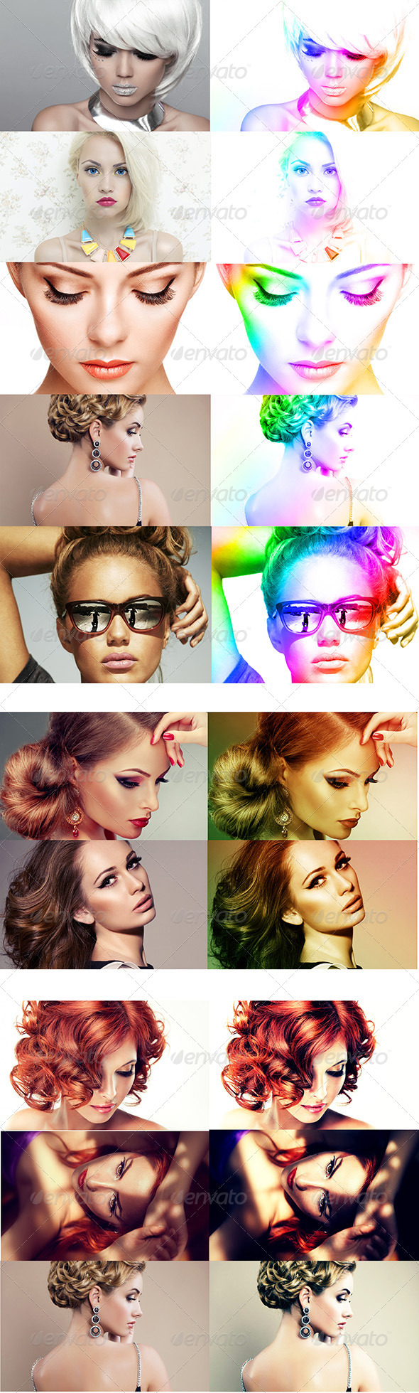 GraphicRiver 3 Colorizing Actions 8180039