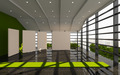 Green office interior modern - PhotoDune Item for Sale