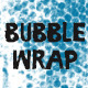 15 High-Res Bubble Wrap Brushes