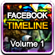 Facebook Timeline Covers I Volume 1 - GraphicRiver Item for Sale