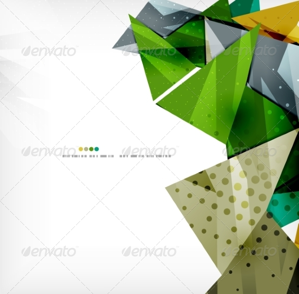 GraphicRiver Futuristic Abstract Background 8180999