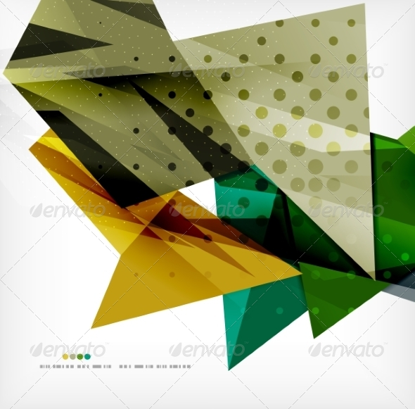 GraphicRiver Futuristic Abstract Background 8181018