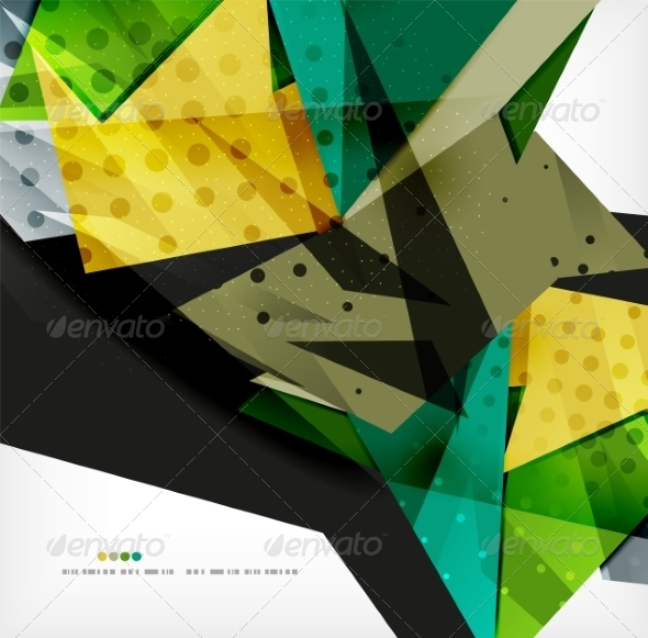 GraphicRiver Futuristic Abstract Background 8181019
