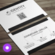 Minimal Business Card 036 - GraphicRiver Item for Sale