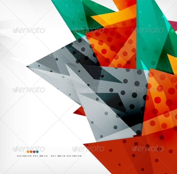 GraphicRiver Futuristic Abstract Background 8181497