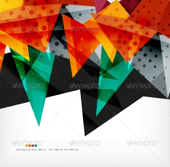 GraphicRiver Futuristic Abstract Background 8181499