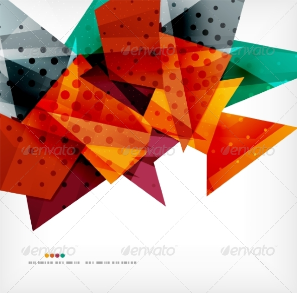 GraphicRiver Futuristic Abstract Background 8181502
