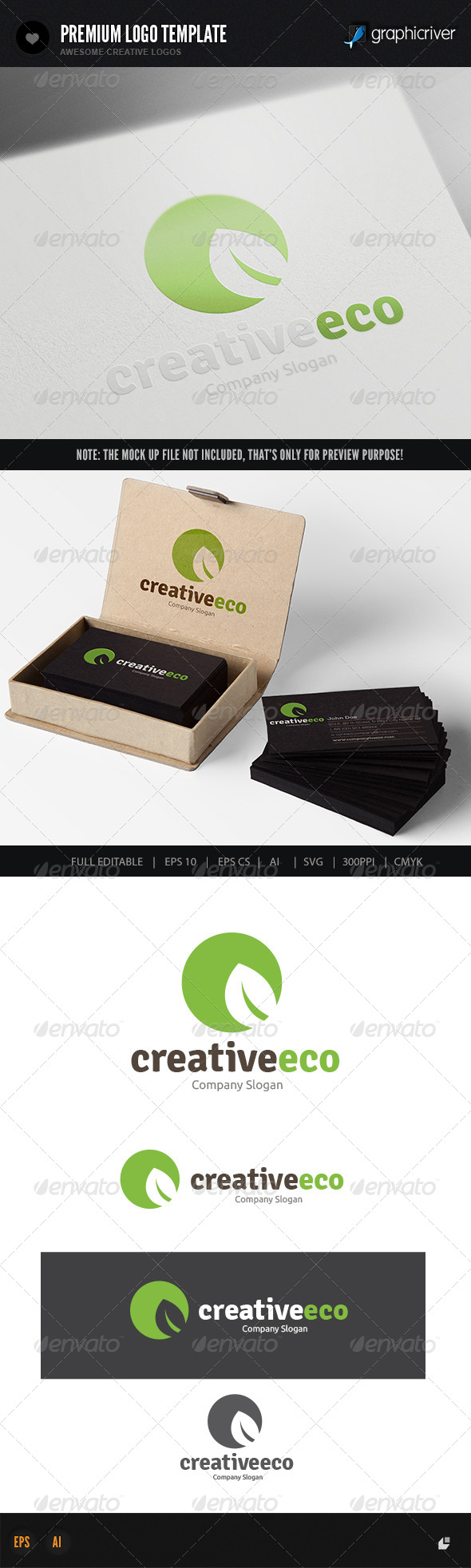 GraphicRiver Eco Creative 8181875