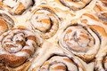 Top View Appetizing Cinnamon Buns - PhotoDune Item for Sale