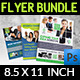 Corporate Flyer Bundle Template Vo.3 - GraphicRiver Item for Sale