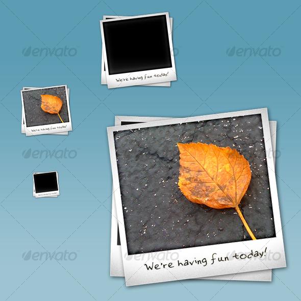 GraphicRiver PolarFrame Icon 34831