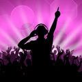 Dj Disco Shows Entertainment Celebration And Dancing