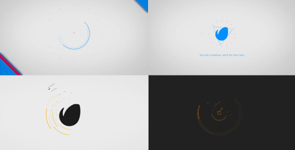 Minimal Logo Reveal Pack 01