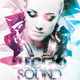 Electro Sound Party Flyer - GraphicRiver Item for Sale