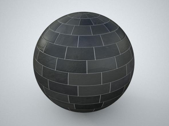 3DOcean Black Slate II 8183553