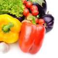 Vegetables isolated on white background - PhotoDune Item for Sale