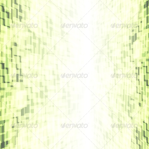 GraphicRiver Abstract Green Background 8184346