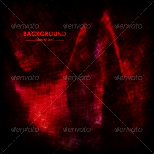GraphicRiver Abstract Red Background 8184348