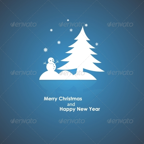GraphicRiver Merry Christmas and Happy New Year 8184364