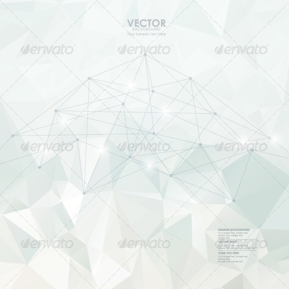 GraphicRiver Polygon Background 8184543