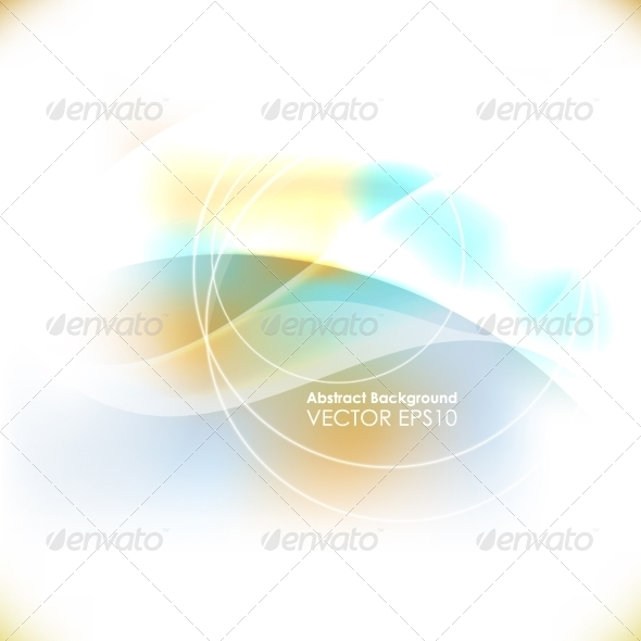 GraphicRiver Bright Abstract Background 8184756