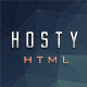 Hosty - Responsive Html Hosting Template - ThemeForest Item for Sale