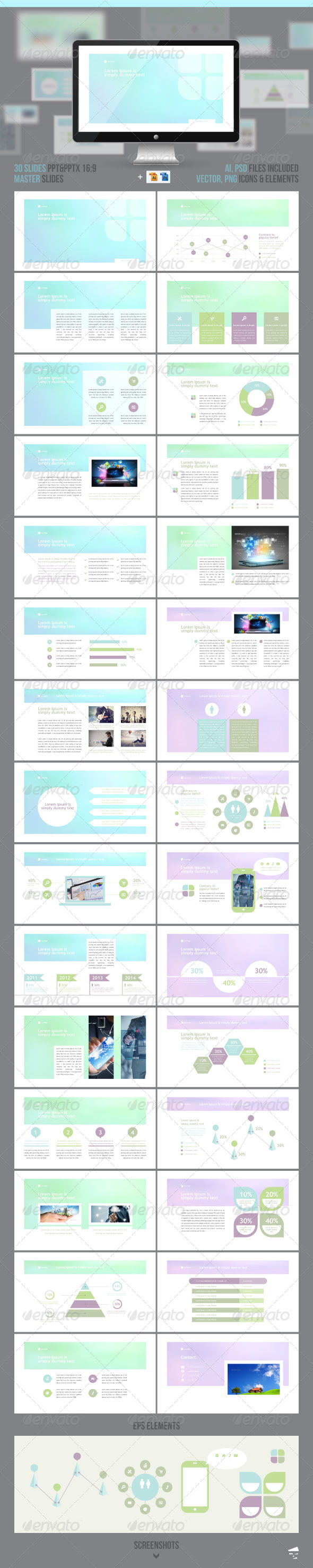 GraphicRiver Presentation Application Developer 8185004