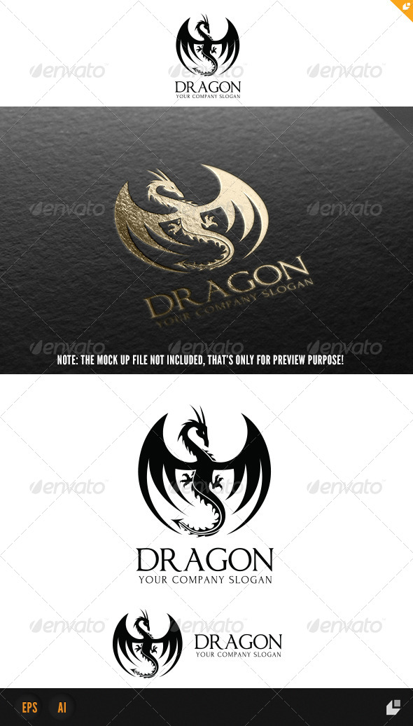 GraphicRiver Dragon III 8185122