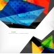 Abstract Geometric Shapes Background - GraphicRiver Item for Sale