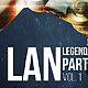 Lan Party Flyer - GraphicRiver Item for Sale