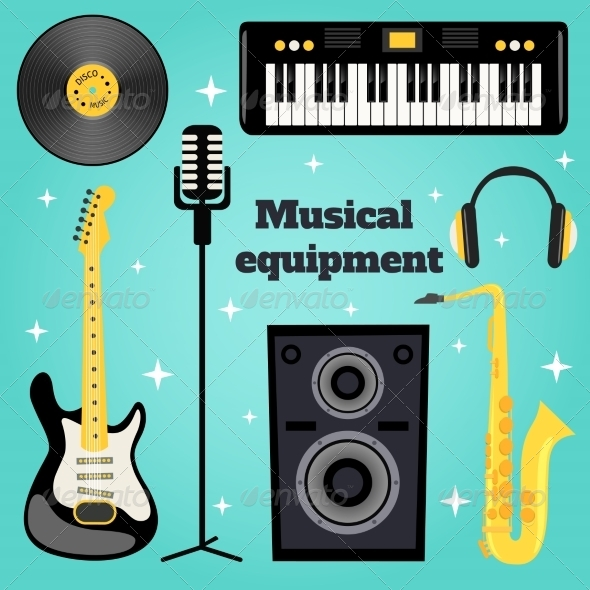 Music Equipment Set