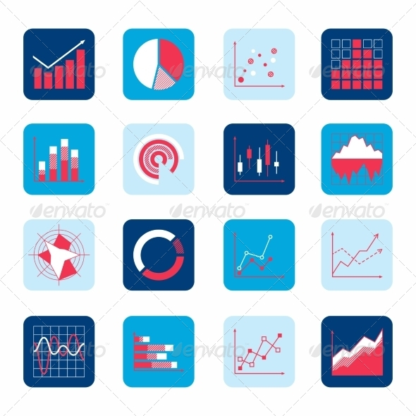 GraphicRiver Business Chart Icons 8186295