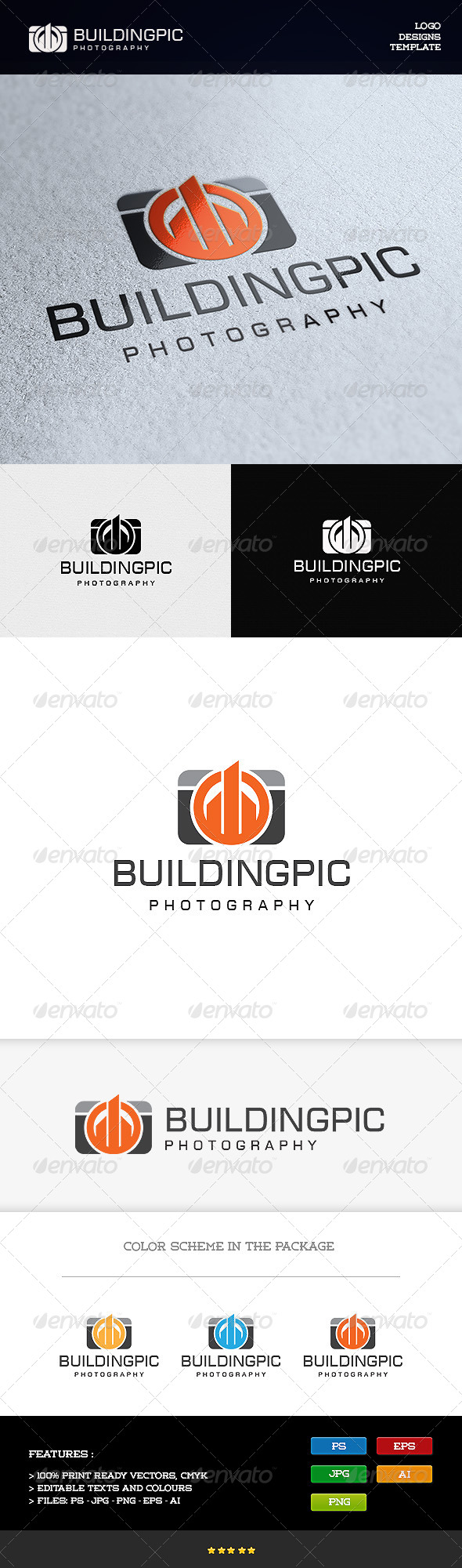 GraphicRiver Building Photography 8186405