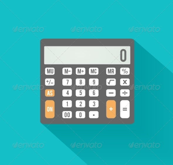 GraphicRiver Calculator 8187564