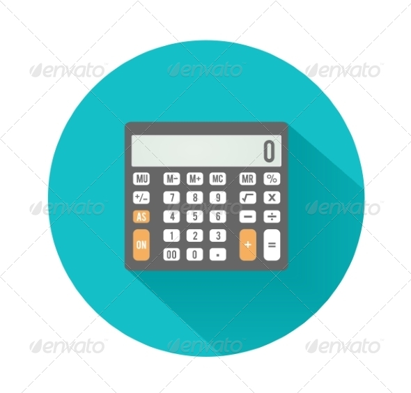 GraphicRiver Calculator 8187580