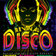 Disco Revival Flyer Template V2 - GraphicRiver Item for Sale
