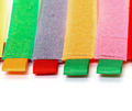 Pack of Colorful Velcro Strips - PhotoDune Item for Sale