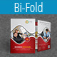 Multipurpose Bifold Brochure Template Vol-61 - GraphicRiver Item for Sale