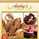 Bakery Menu Flyer - GraphicRiver Item for Sale